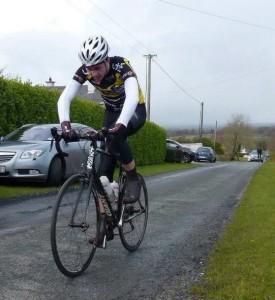 Peter Leahy Climbing