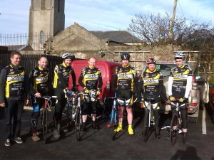 UDCC team at the Ned Flanagan Memorial