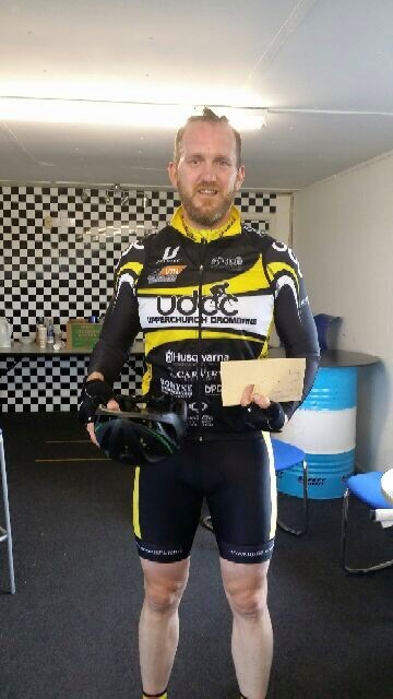 Gareth takes 1st place in the Mondello Race and bags 3 CI points.