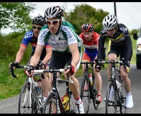Peter Leahy finished 7th in Tralee