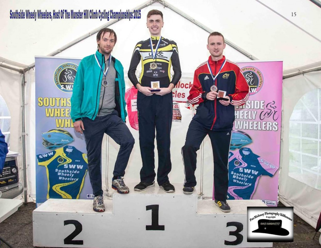 Peter Leahy - Munster A3 Hillclimb Champion 2015