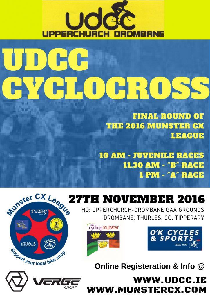 UDCC Cyclocross